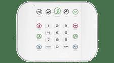 Security Alarm System Keypads