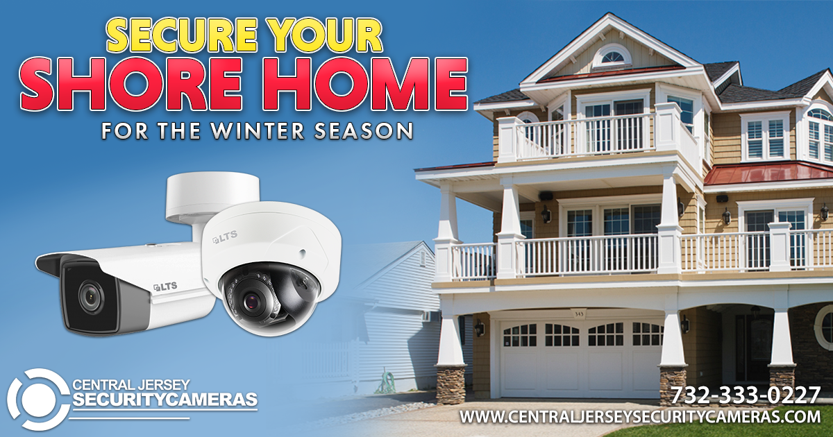 Secure your NJ Shore Home