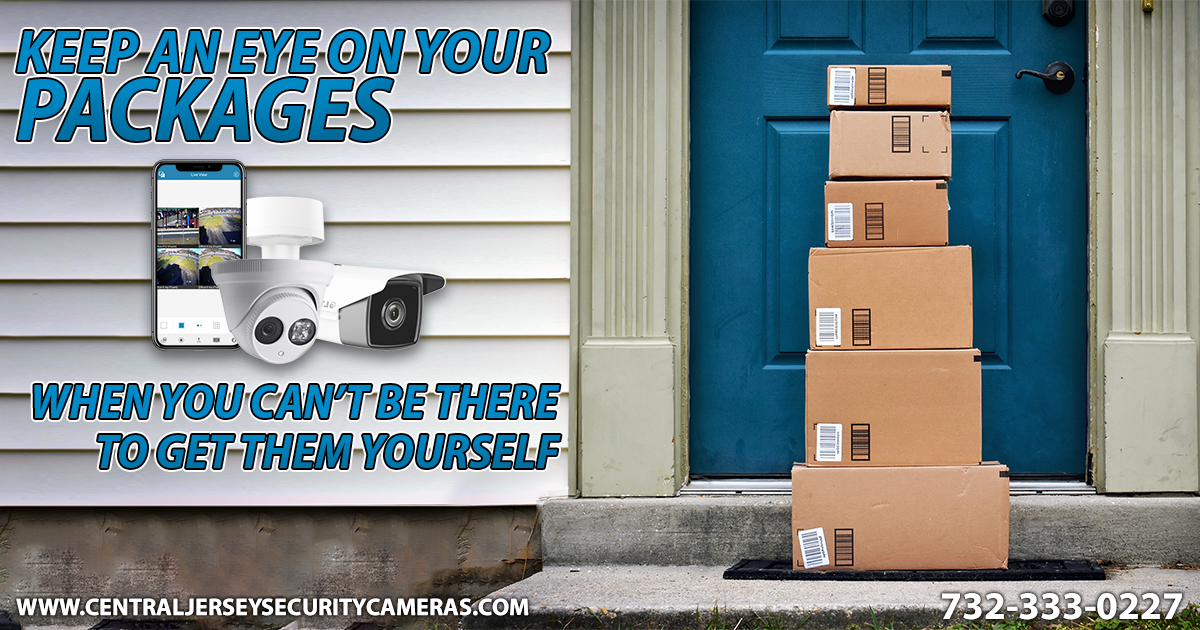 Prevent Package Theft from Porch Pirates