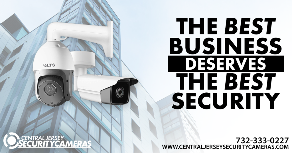 Business Security Camera Systems by Central Jersey Security Cameras