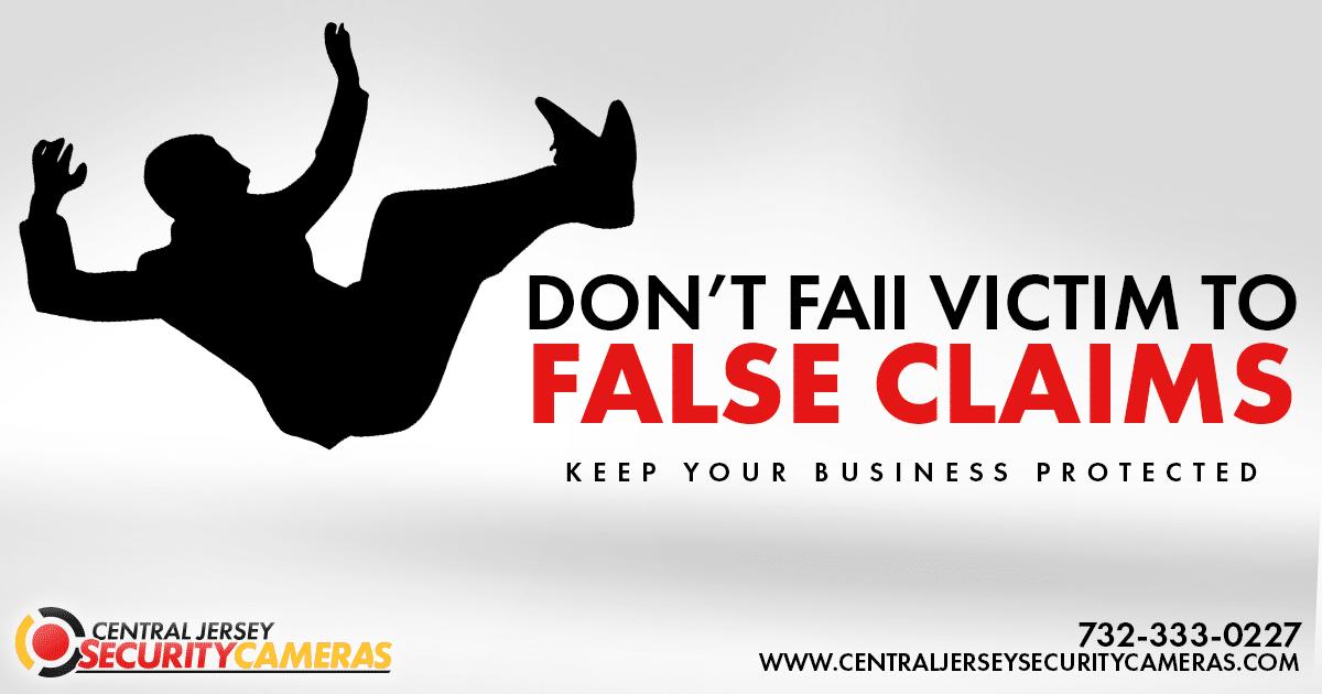 Prevent Slip and Fall False Claims