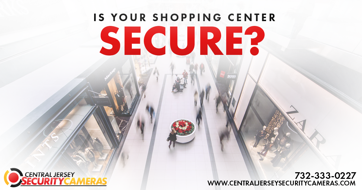 Shopping Center Security this holiday season