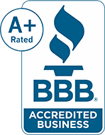 BBB Accredited Business A+ Security Company Installer