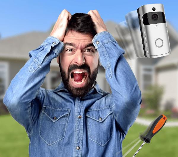 NJ Professional Security Camera Installation