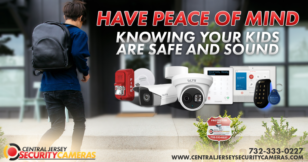 Protect your Family with New Jersey Security Cameras