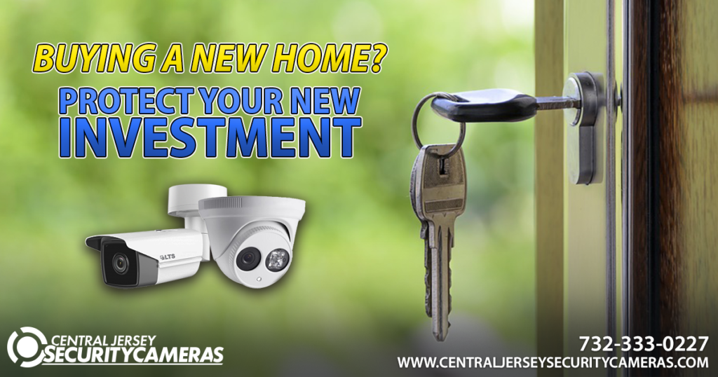 New Home Security Cameras in New Jersey
