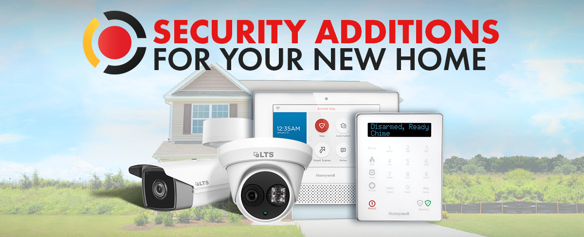 Security Systems for New Homes in NJ