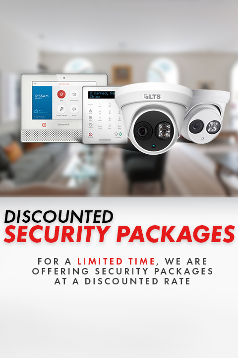 Discounted Security Packages in Home