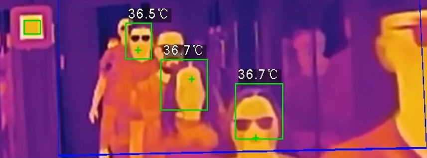 Thermal Health Detection Screenshot