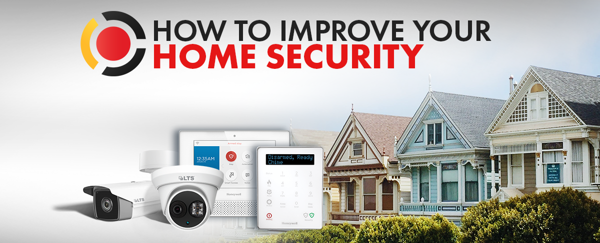 Improve New Jersey Home Security