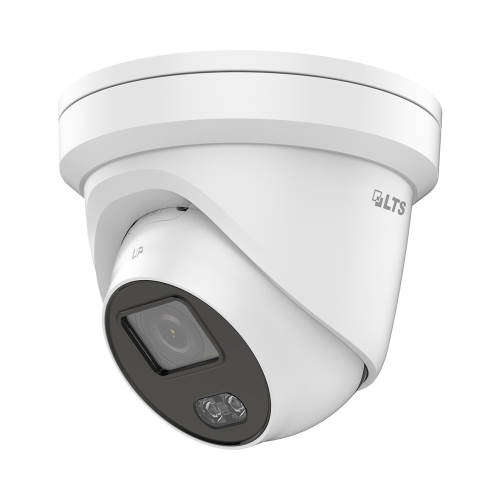 Fixed Lens Turret IP Security Camera