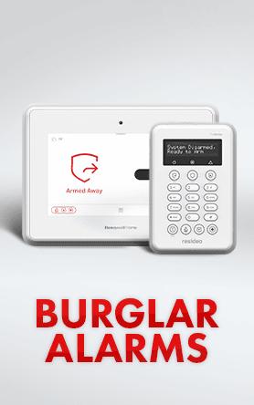 Burglar Alarm Installation Service New Jersey